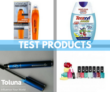 test products